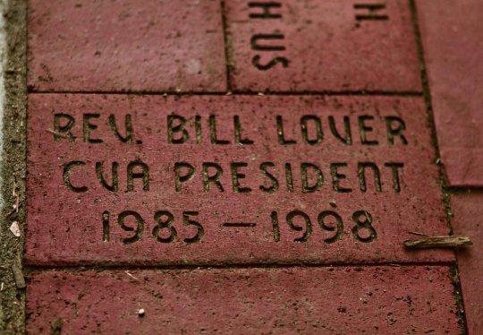 Overlook Dedication Bricks
