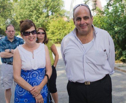 Overlook with Mayor Solomon