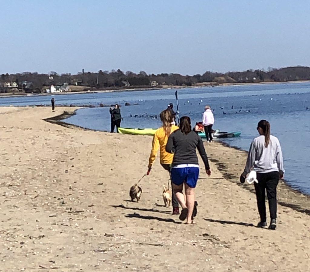 Conimicut Point Park Beach