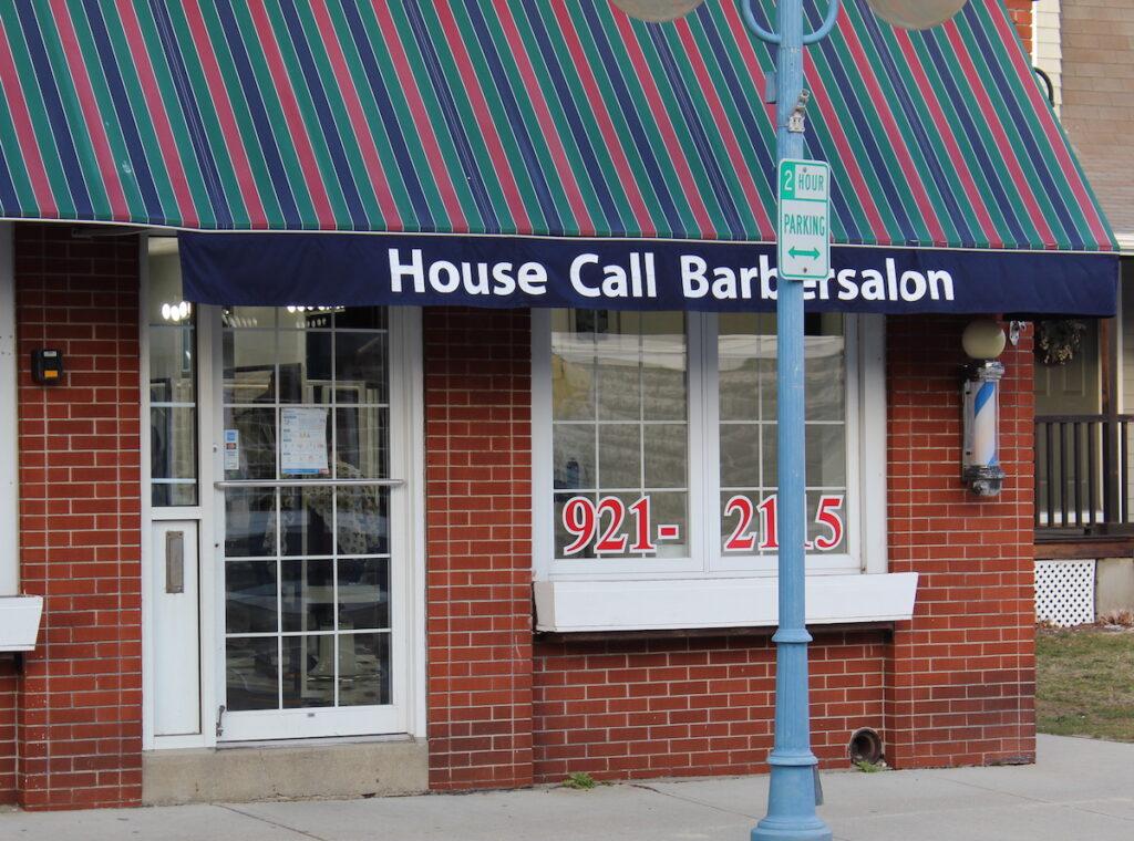 House Call Barbersalon Conimicut RI