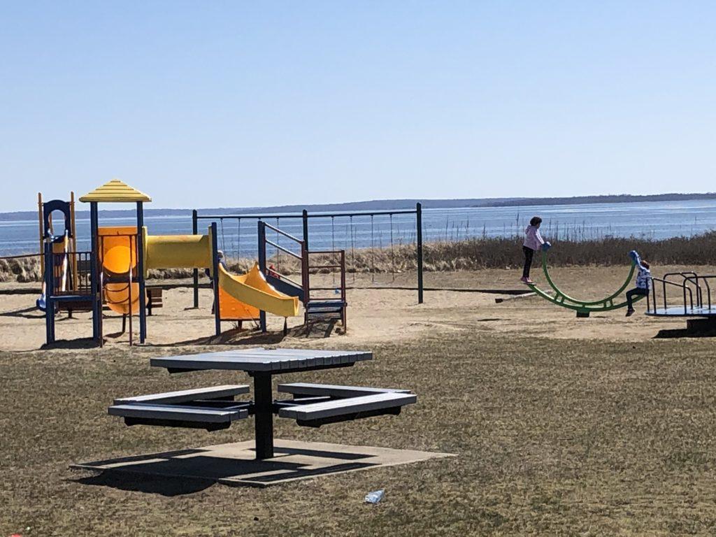 Conimicut Point Park Playground