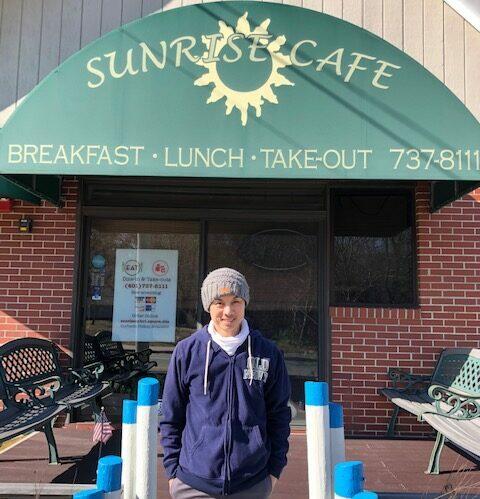 Sunrise Cafe Conimicut Village